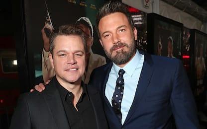 Matt Damon prende in giro Ben Affleck per il ruolo di Batman
