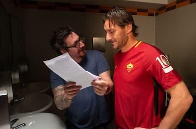 """Alex Infascelli: """"Totti, genio universale che genera emozione"""""""
