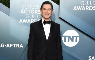 LOS ANGELES, CALIFORNIA - JANUARY 19: Billy Crudup arrives at the 26th Annual Screen ActorsGuild Awards at The Shrine Auditorium on January 19, 2020 in Los Angeles, California. (Photo by Steve Granitz/WireImage)