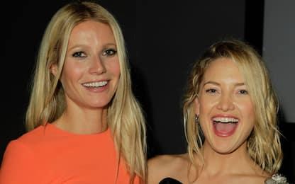 Gwyneth Paltrow e Kate Hudson: i nostri peggiori baci sul set