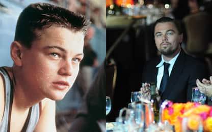 DiCaprio ieri e oggi: le foto dell'attore protagonista dello spot Fiat