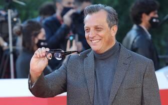 """Roma Cinema Fest 2020. Festa del Cinema di Roma. Red carpet film """"Calabria, terra mia"""". Pictured: Gabriele Muccino"""