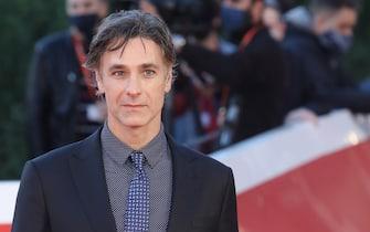 """Roma Cinema Fest 2020. Festa del Cinema di Roma. Red carpet film """"Calabria, terra mia"""". Pictured: Raoul Bova"""