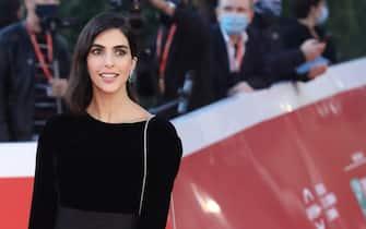 """Roma Cinema Fest 2020. Festa del Cinema di Roma. Red carpet film """"Calabria, terra mia"""". Pictured: Rocio Munoz Morales"""