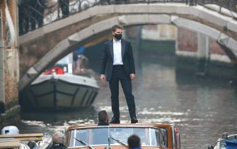 tom cruise mission impossible venezia