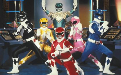 Tornano i Power Rangers sia con film che con serie tv