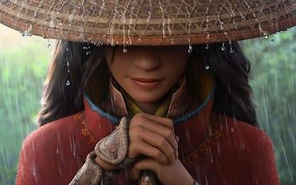 Raya and the Last Dragon, il trailer del film Disney