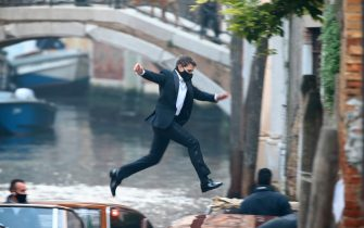tom cruise venezia mission impossible