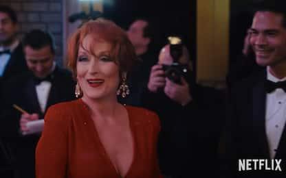 The Prom, pubblicato il teaser con Meryl Streep e Nicole Kidman