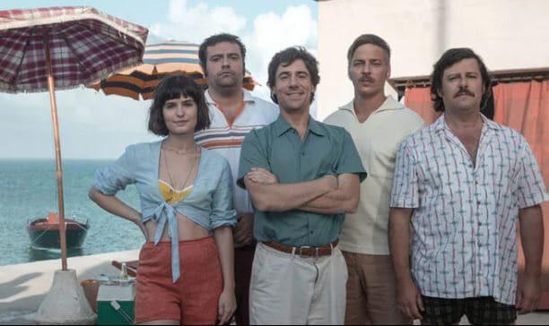 'L'Isola delle Rose', il trailer del nuovo film con Elio Germano
