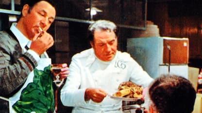 Ugo Tognazzi, tra cinema  e cucina, un grande cuoco di emozioni