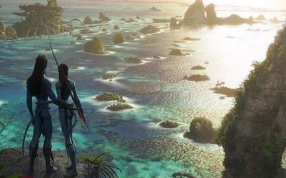 Avatar 2, Kate Winslet in un'immagine del film