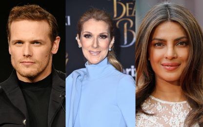 Text for you, annunciato film con Celine Dion e Sam Heughan
