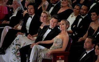 Oscar® nominee, Scarlett Johansson, and Colin