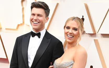 Scarlett Johansson si è sposata in segreto con Colin Jost