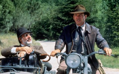 Harrison Ford ricorda Sean Connery, suo padre in Indiana Jones