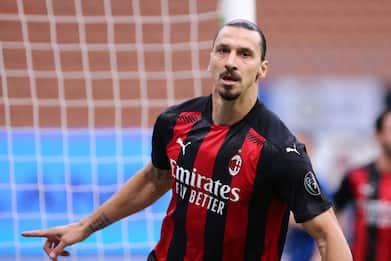 Sanremo, Ibrahimovic si allenerà tre giorni in Liguria