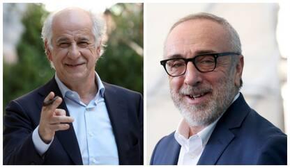 Silvio Orlando e Toni Servillo per la prima volta insieme in un film