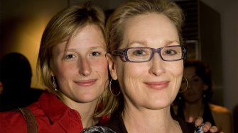 Mamie Gummer and Meryl Streep (Photo by Brian Ach/WireImage for Equality Now)