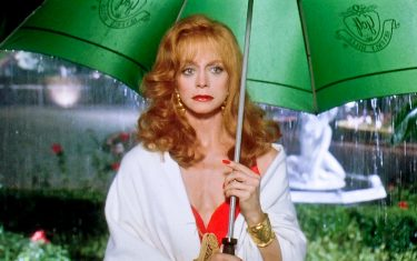Goldie Hawn HERO