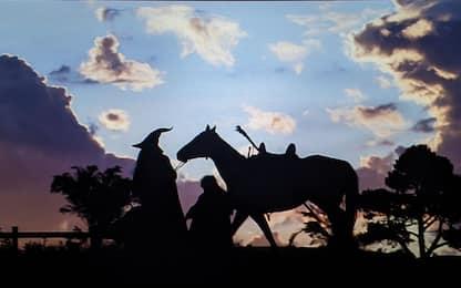 Il Signore degli Anelli e Lo Hobbit, le foto dei film in 4K