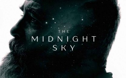 George Clooney, regista e attore in The Midnight Sky