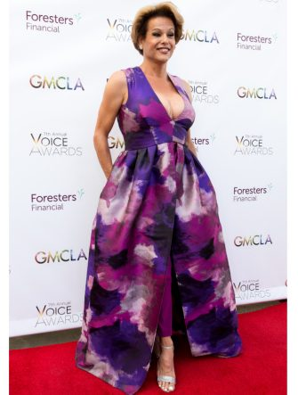 HOLLYWOOD, CA - MAY 05:  Alexandra Billings attends the Gay Men's Chorus of Los Angeles' 7th Annual Voice Awards at The Ray Dolby Ballroom at Hollywood & Highland Center on May 5, 2018 in Hollywood, California.  (Photo by Greg Doherty/Getty Images)