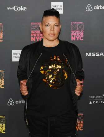 NEW YORK, NEW YORK - JUNE 26: Sara Ramirez attends the WorldPride NYC 2019 Opening Ceremony at Barclays Center on June 26, 2019 in New York City. (Photo by Nicholas Hunt/Getty Images)