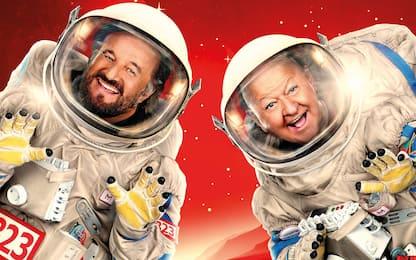 In vacanza su Marte, il trailer del film con Boldi e De Sica