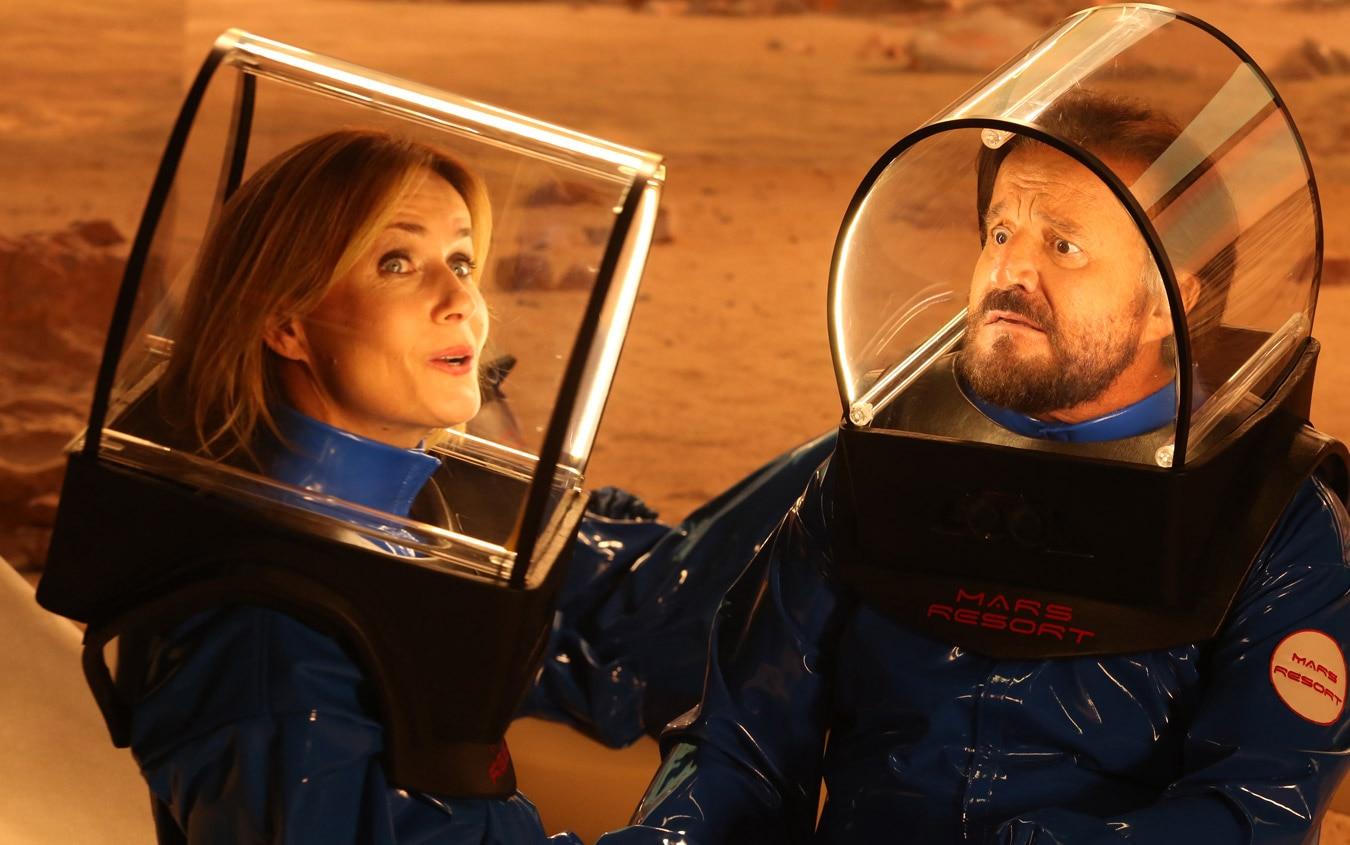 trailer In vacanza su Marte