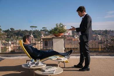 Euforia, le foto del film di Valeria Golino con Scamarcio e Mastandrea