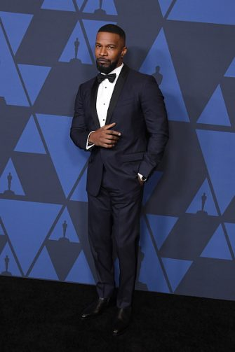 HOLLYWOOD, CALIFORNIA - OCTOBER 27: Jamie Foxx attends the Academy Of Motion Picture Arts And Sciences' 11th Annual Governors Awards at The Ray Dolby Ballroom at Hollywood & Highland Center on October 27, 2019 in Hollywood, California. (Photo by Steve Granitz/WireImage)