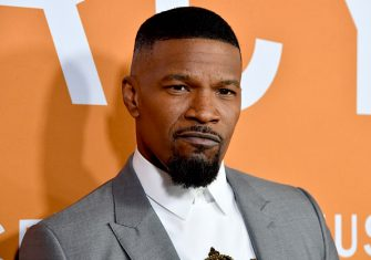 """LOS ANGELES, CALIFORNIA - JANUARY 06:Jamie Foxx attends the LA Community Screening Of Warner Bros Pictures' """"Just Mercy"""" at Cinemark Baldwin Hills on January 06, 2020 in Los Angeles, California. (Photo by Frazer Harrison/Getty Images)"""