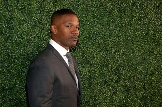 AUSTIN, TX - FEBRUARY 25:  Jamie Foxx poses on the red carpet for the Texas Medal of Arts Awards at the Long Center on February 25, 2015 in Austin, Texas.  (Photo by Gary Miller/Getty Images)