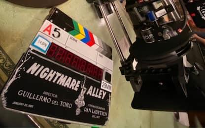Nightmare Alley, Guillermo del Toro annuncia la fine delle riprese