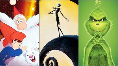 10 film d'animazione per celebrare il Natale