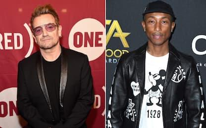 Sing 2, Bono degli U2 e Pharrell Williams nel sequel del cast del film