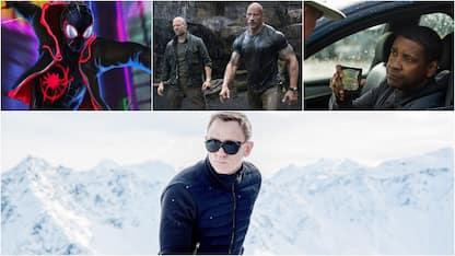 10 film d'azione per un 2021 di pura adrenalina