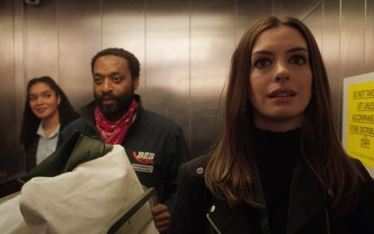 Locked Down: il trailer del film con Anne Hathaway sul lockdown