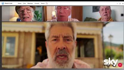 I Delitti del barlume: i bimbi, i 4 pensionati-detective