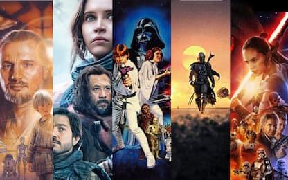 Star Wars, nuova timeline che mette ordine tra film e serie TV