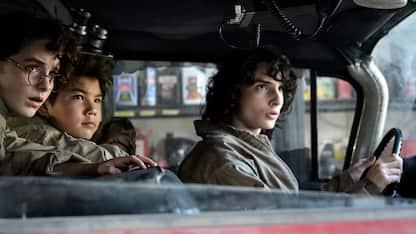 Ghostbusters: Legacy, prima foto dei giovani acchiappafantasmi
