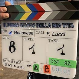 """""""Il primo giorno della mia vita"""" nuovo film di Paolo Genovese"""