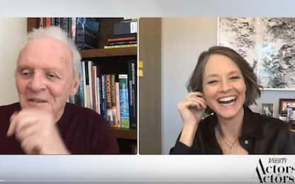 Anthony Hopkins e Jodie Foster: 30 anni da Il silenzio degli Innocenti