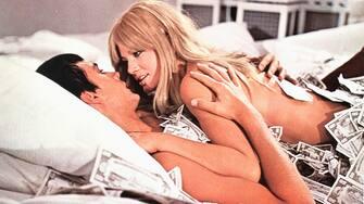 Danger diabolik Diabolik  Year: 1968 - Italy John Phillip Law, Marisa Mell  Director: Mario Bava
