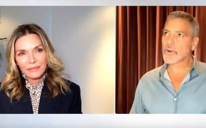 George Clooney e Michelle Pfeiffer, 25 anni di Un giorno... per caso