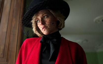 "Kristen Stewart è Lady Diana nel film ""Spencer"". La prima foto dal set"