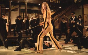 Quality: 2nd Generation. Film Title: Kill Bill. For further information: please contact your local Buena Vista International Press Office.