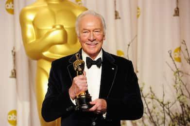 E' morto Christopher Plummer: una vita da attore tra cinema e teatro