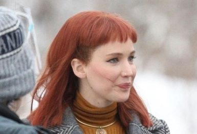 "Jennifer Lawrence ferita a un occhio sul set di ""Don't Look Up"""